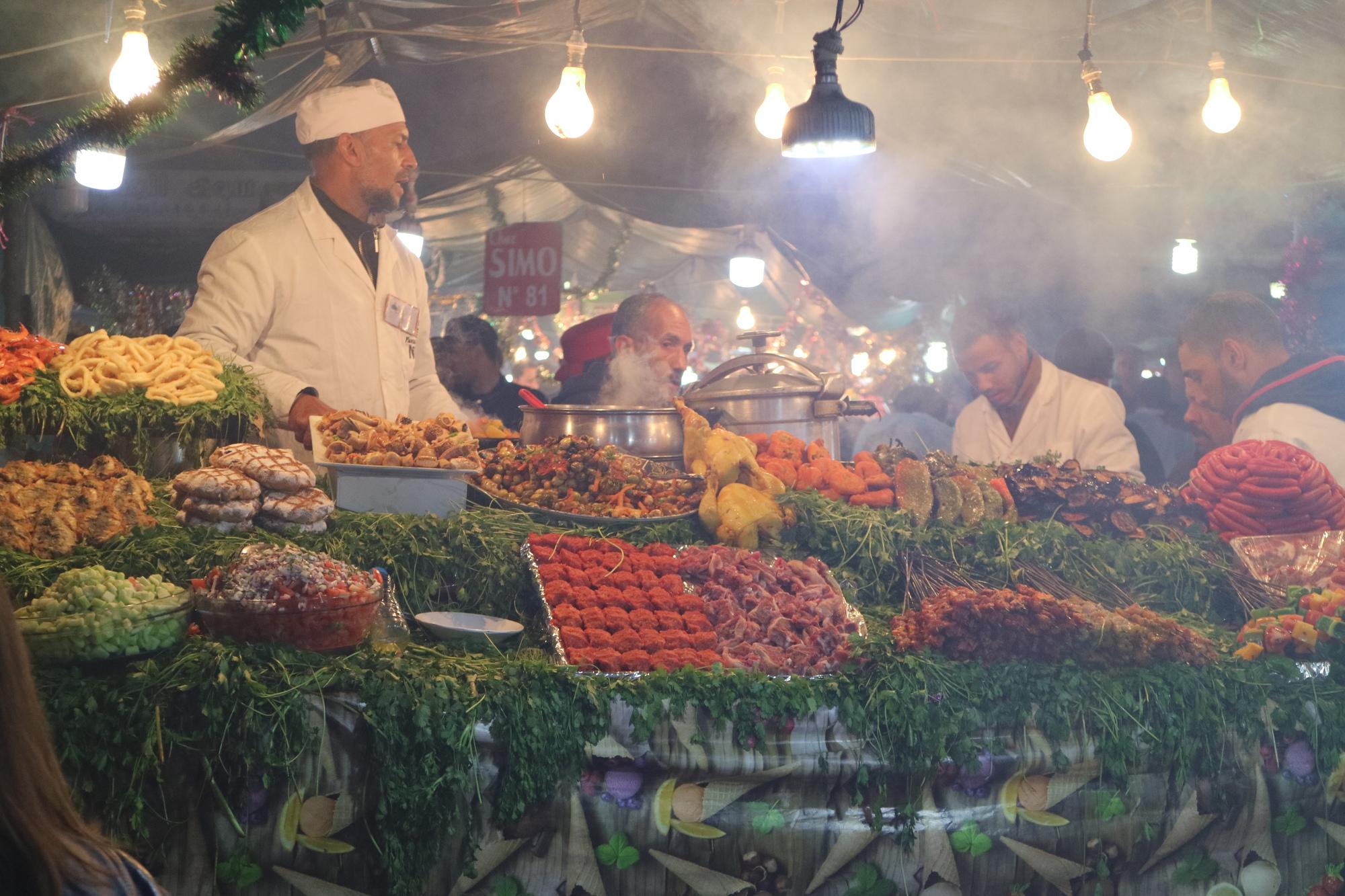 Wandeling door de medina van Marrakech met Nederlands- of Engelstalige gids
