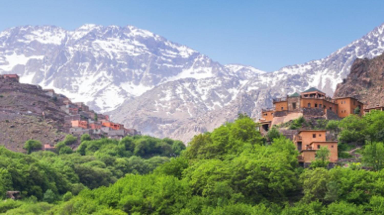 Blog Het Atlasgebergte en de woestijn in 1 dag? Het kan gewoon in Marokko!