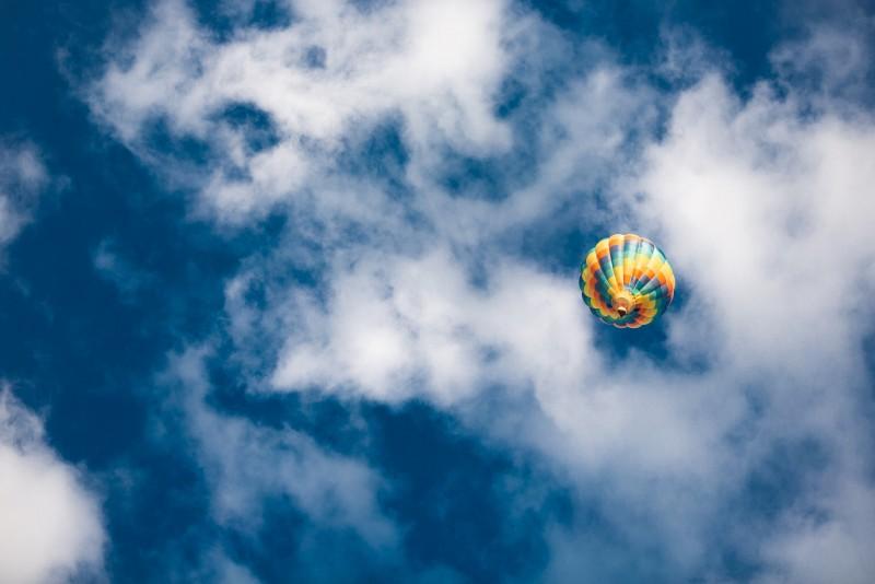 Product Ballonvaart Marrakech