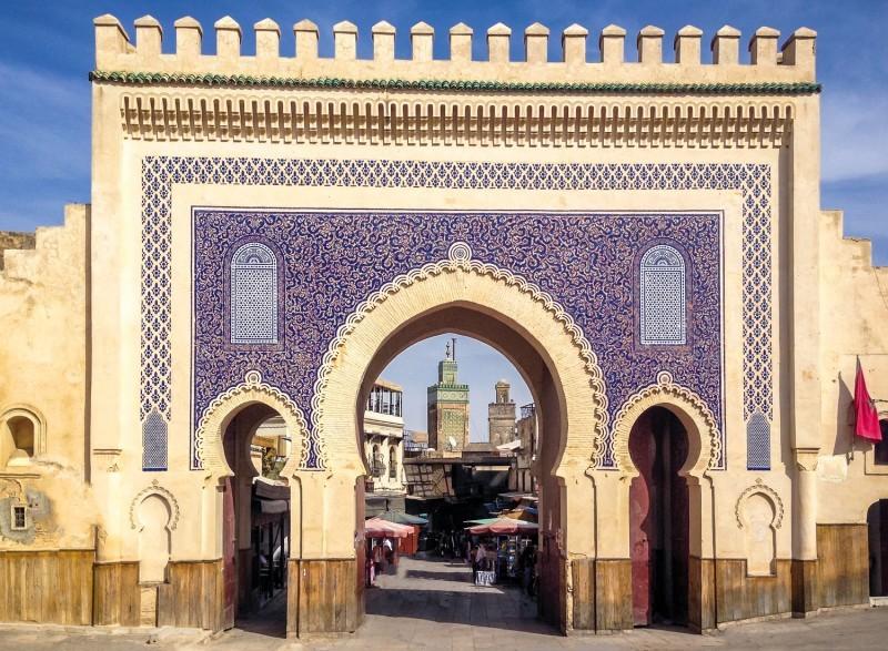 7 daagse culturele privé rondreis 4 koningssteden & Zuid Marokko - van Kleurrijke Arabische Medina's tot droge woestijn gebieden en verschillende Berber Altas landschappen