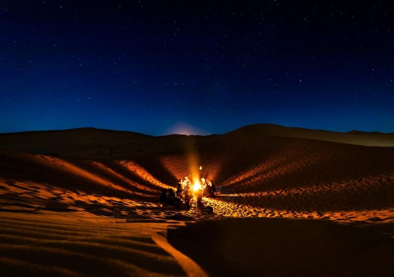 Product Vanuit Marrakech: 2 nachten in 2 verschillende tentenkampen in de woestijn van Marokko