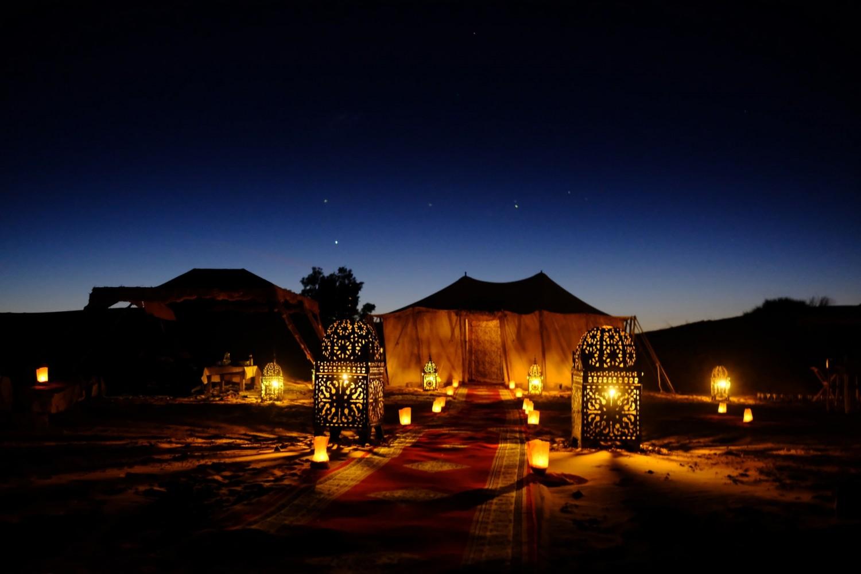 Blog bericht Een 2-daagse trip naar de woestijn?