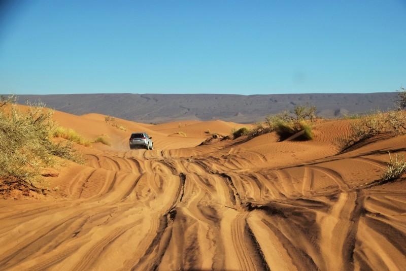 Product Ontdek de woestijn en kust van Marokko op jouw eigen tempo!