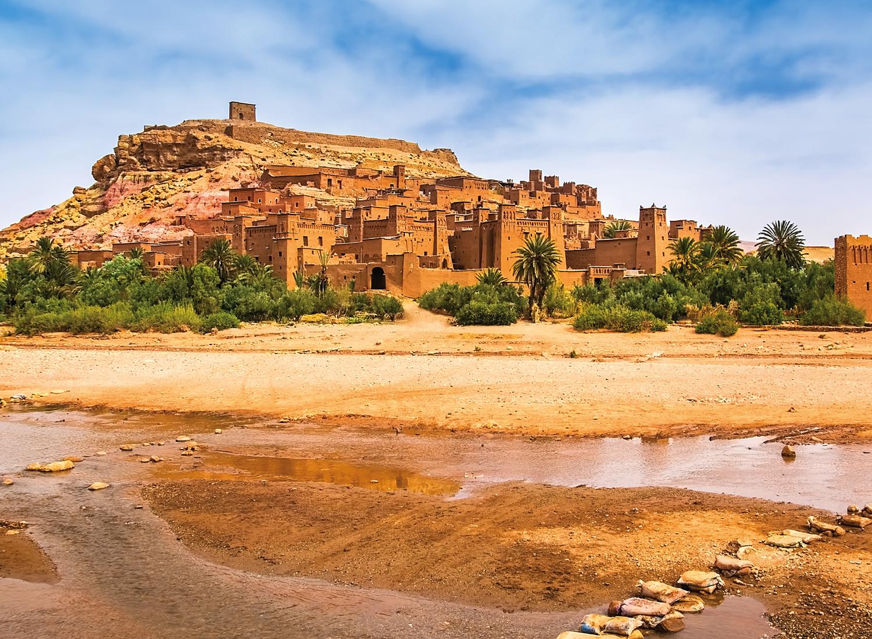 Excursie Ait ben Haddou – Kasbah of Ksar uit de 7e eeuw, UNESCO Werelderfgoed sinds 1987 én filmlocatie van o.a. Game of Thrones, Prince of Persia en Gladiator!