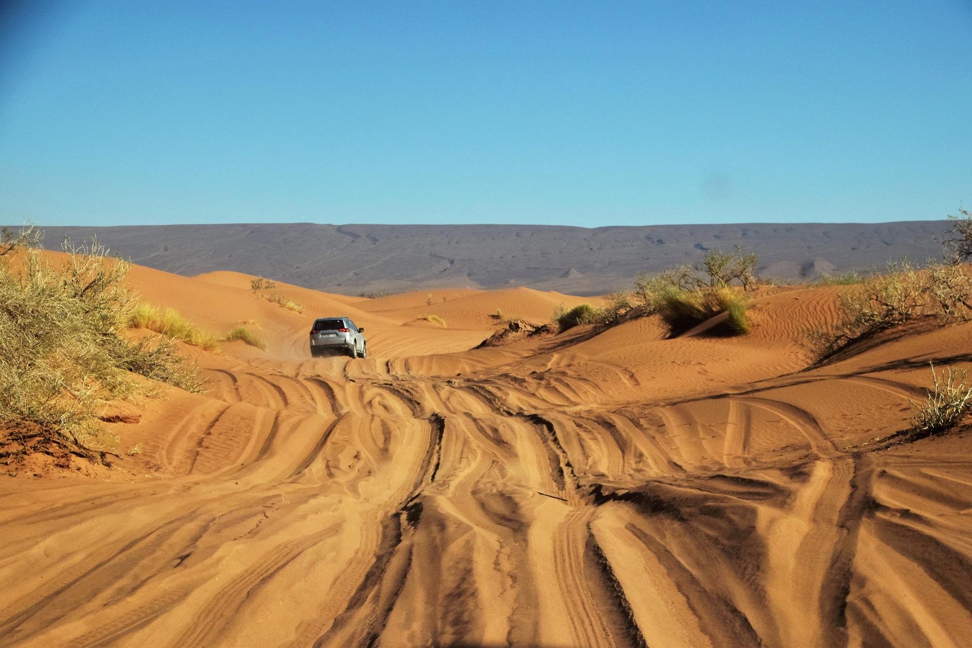 Marrakech incl. kookcursus en via het Atlasgebergte naar Merzouga voor een overnachting in de woestijn