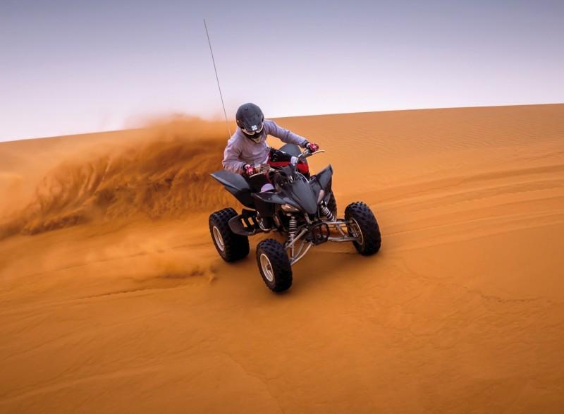 Product 2 daagse privétour naar Marrakech inclusief quadtocht
