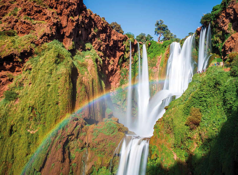 Dagexcursie Ouzoud watervallen