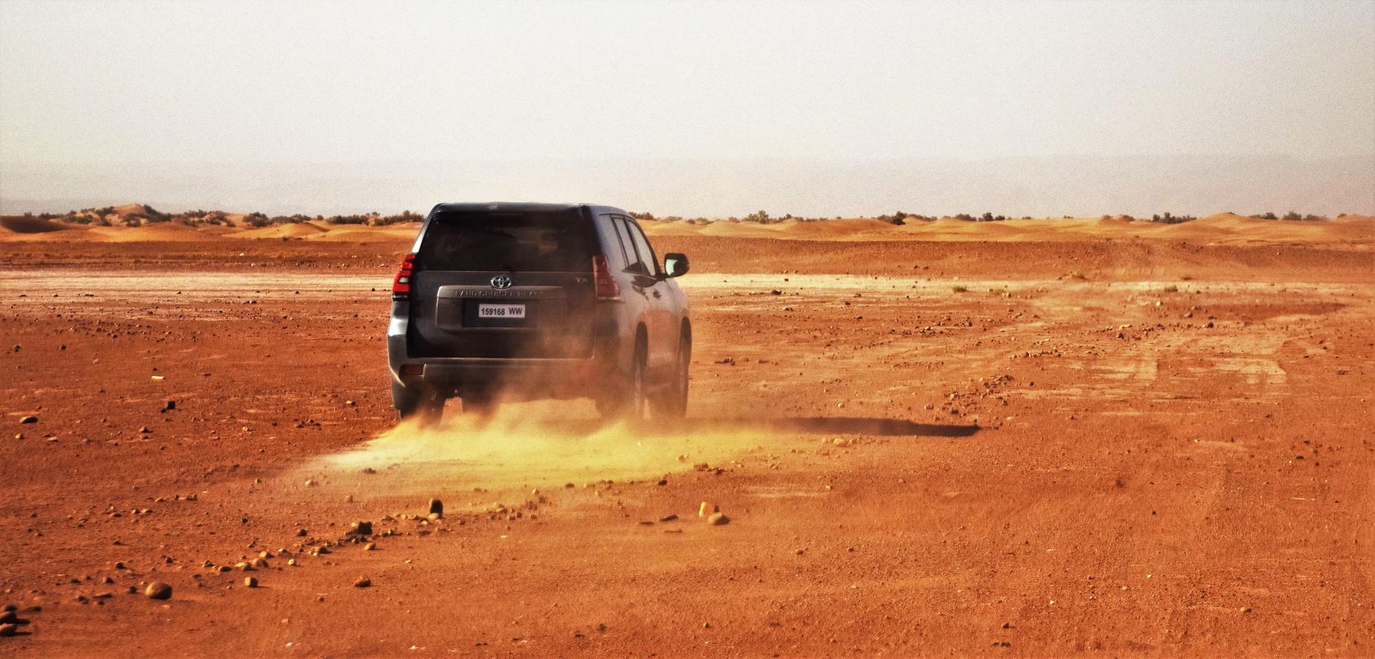5 daagse privétour Marrakech – M'hamid – Ouarzazate