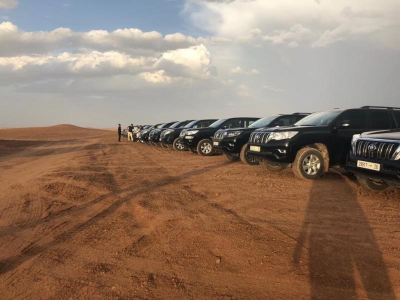 Product Ontdek samen met ons het zuiden van Marokko en ervaar zelf het echte rally gevoel!