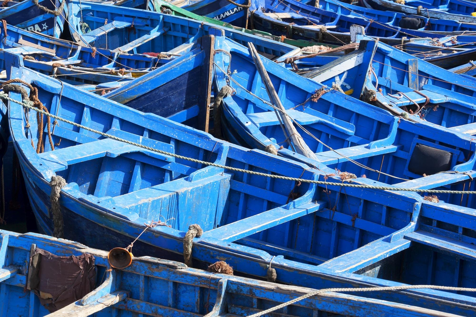 Bezoek het prachtige Essaouira