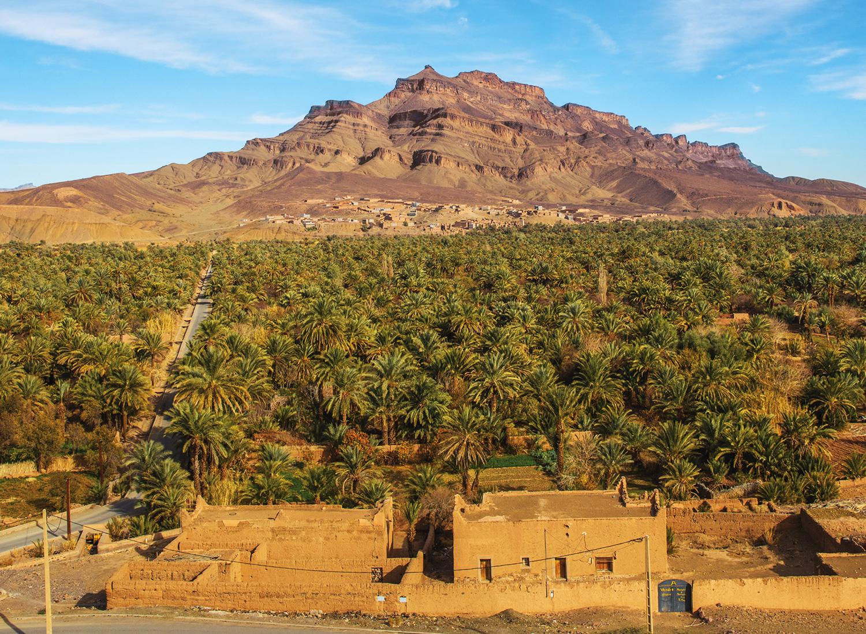 4 daagse privétour naar de woestijn van Chegaga via Marrakech en Ouarzazate