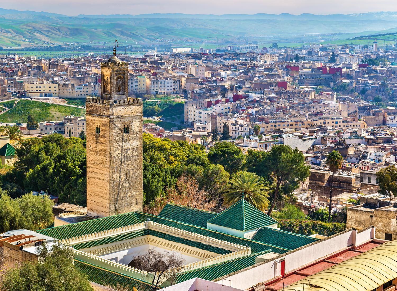 Wandeling door de oudste en grootste medina van Marokko: koningsstad Fes