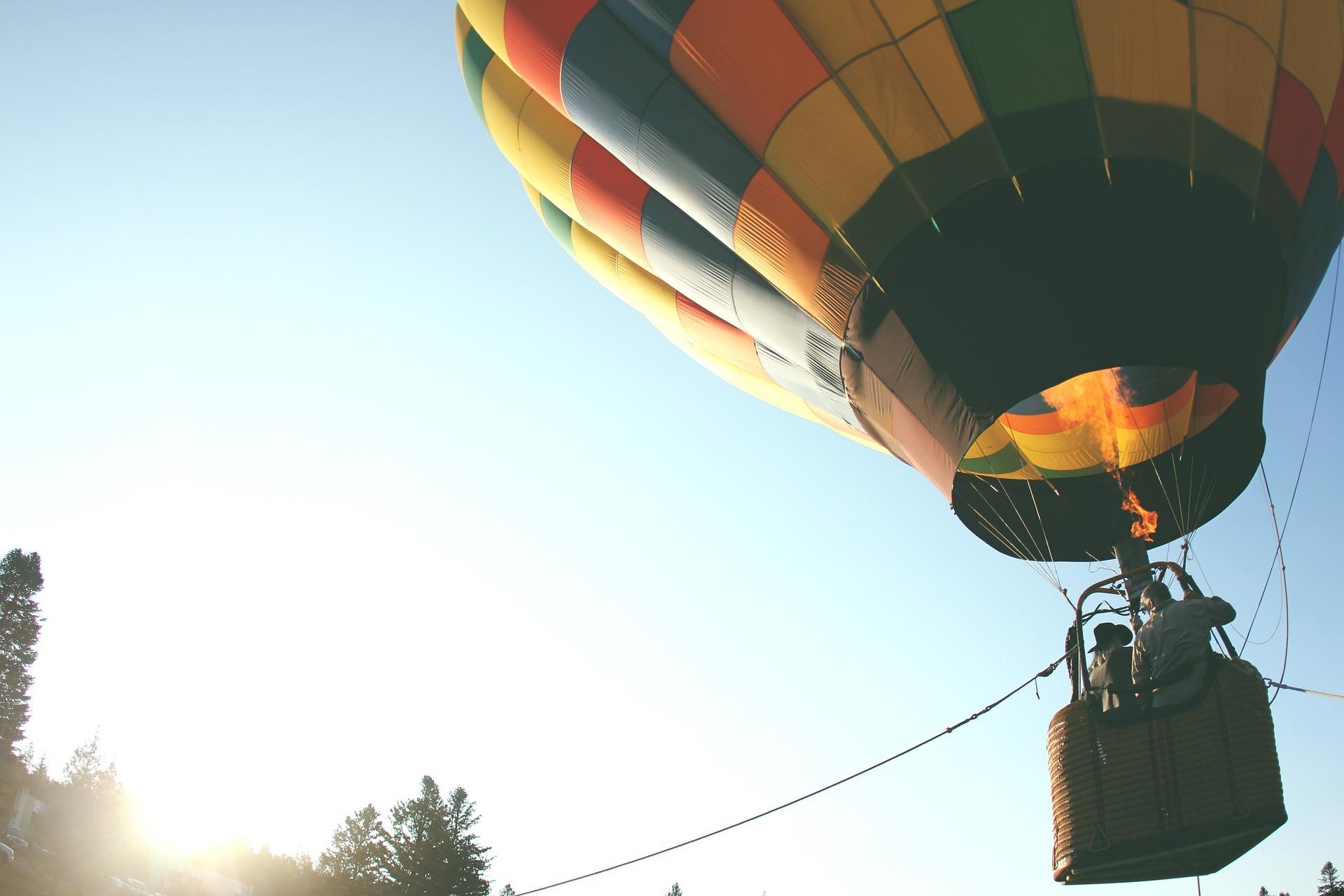 Ballonvaart Marrakech