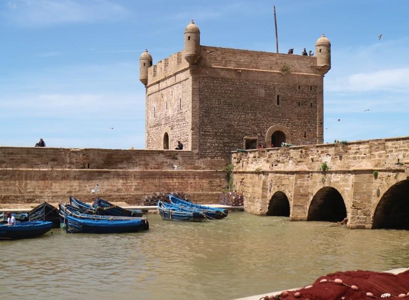 Product 2 daagse privé tour vanuit Marrakech incl. een overnachting in de medina van Essaouira ( kust ) Medina unesco sinds 2001