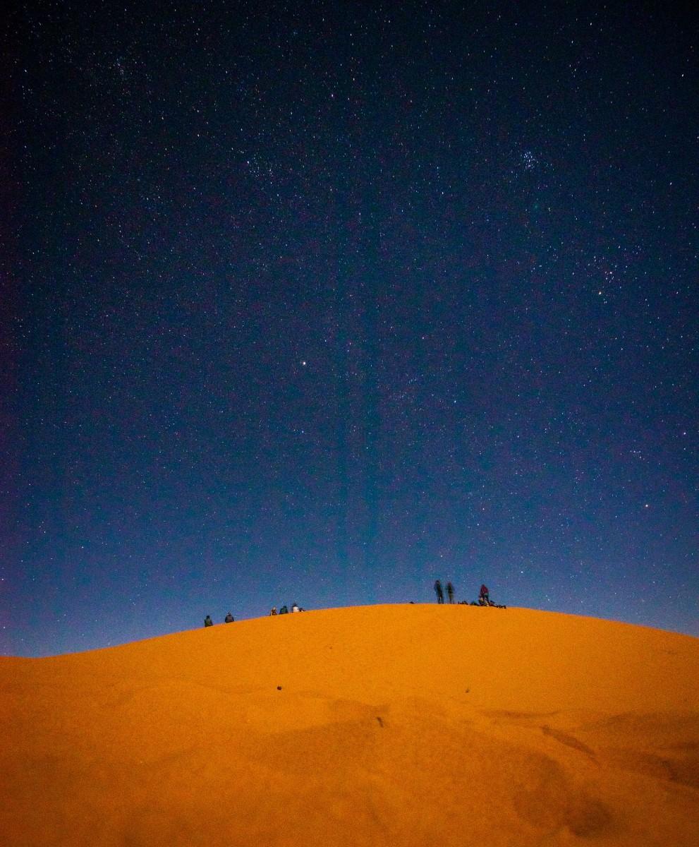 Blog Naar welke plek in de woestijn kun je het best in Marokko?
