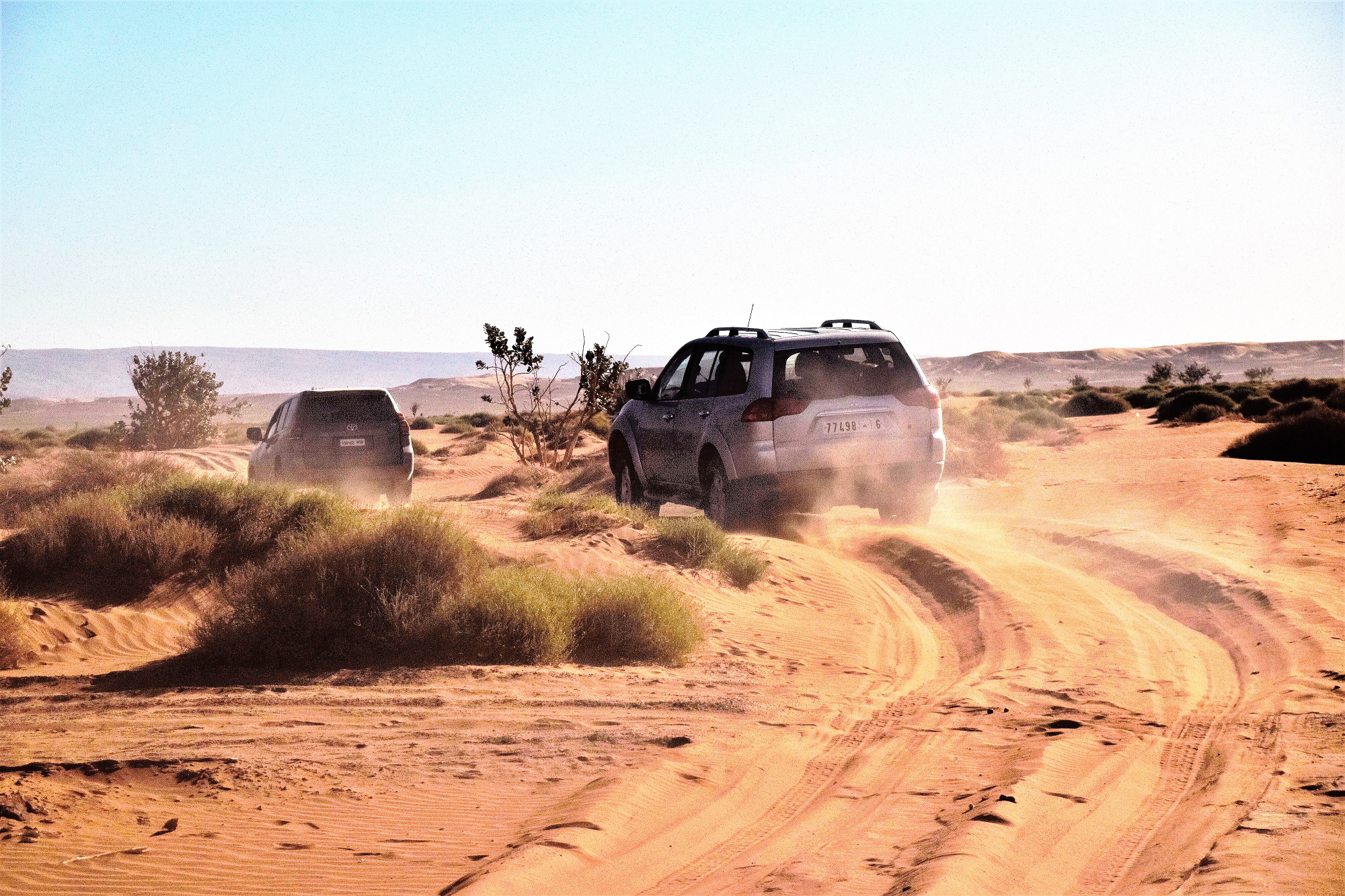 3 daagse privétour van Marrakech naar de woestijn van Merzouga