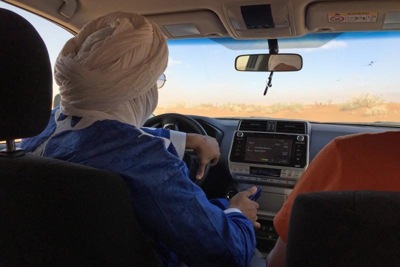 Selfdrive -  Ontdek vanuit Marrakech op jouw eigen tempo de woestijn en kust van Marokko!