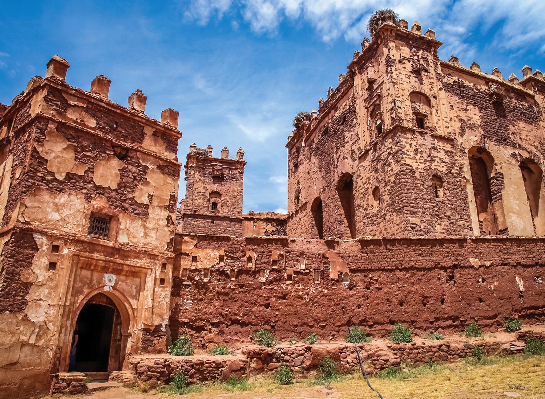 Start je 8 daagse vakantie Marokko met een culinerne kookworkshop in Marrakech incombinatie met zuid Marokko tour - overnachtingen in verschillende locaties - Sahara woestijn, Atlasgebergte en Filmstad