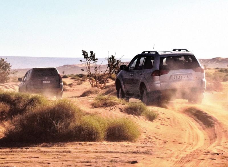 Woestijntour naar M'hamid en Chegaga via het Atlasgebergte en Dades Vallei
