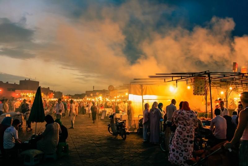 Product Wandeling door de medina van Marrakech met Nederlands- of Engelstalige gids
